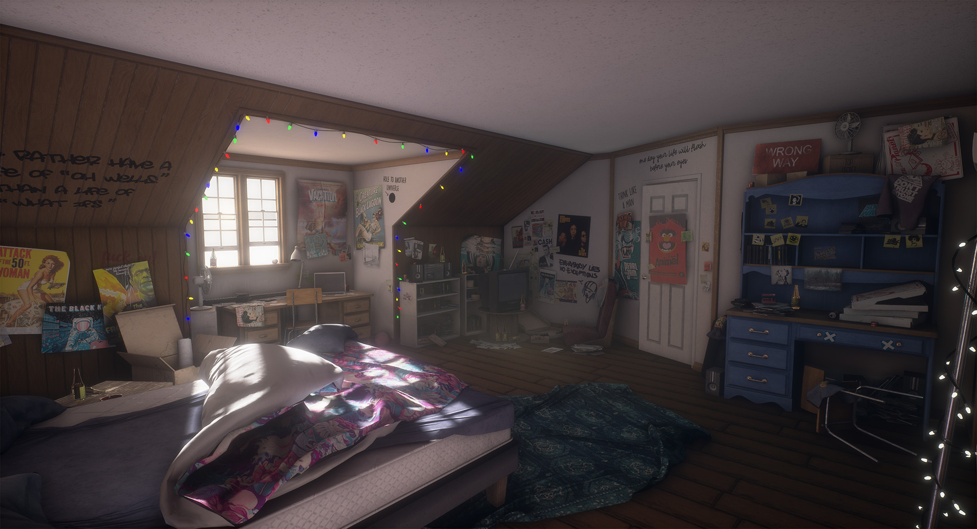 Retrogasm: A Study in Life is Strange