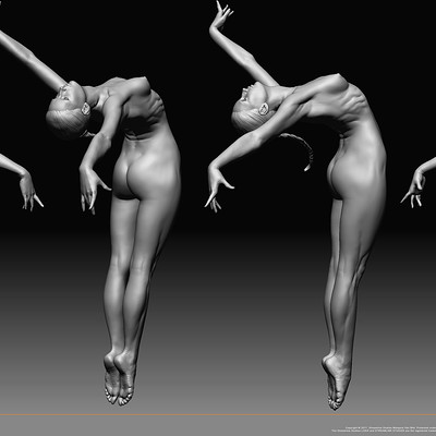Steven stahlberg femaledancerlogo