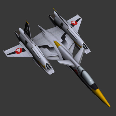 Oziel leal salinas 3d model vf4