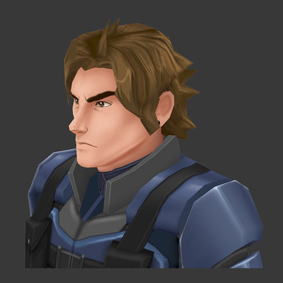 Oziel leal salinas blue soldier 3