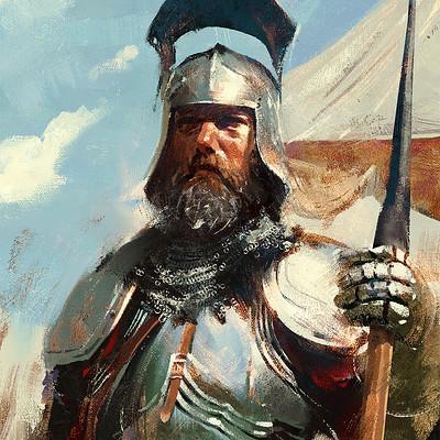 Grzegorz rutkowski knight study 4 1200