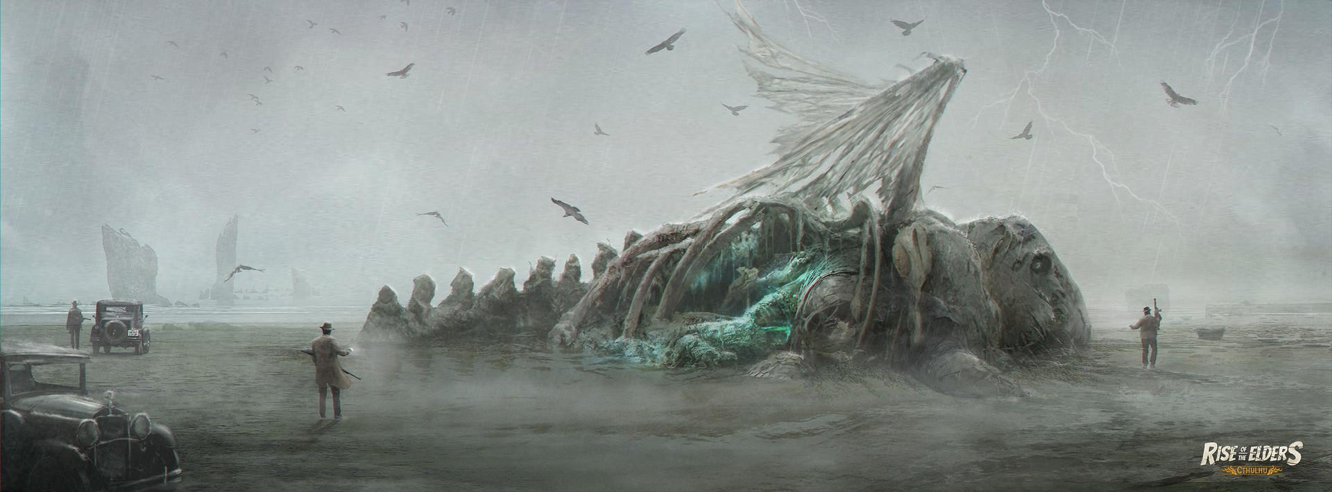 Rise of the Elders : Cthulhu