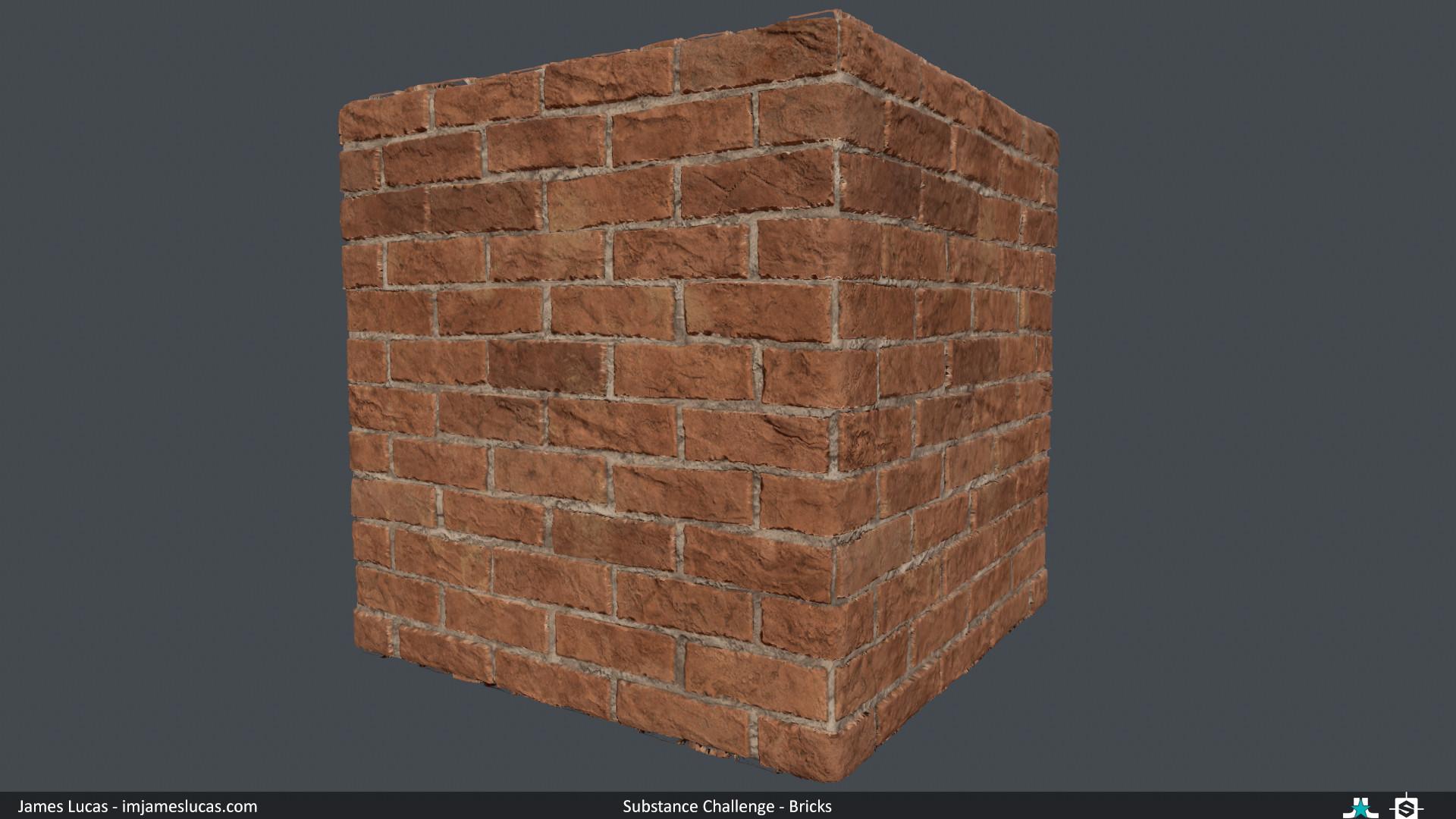 James lucas bricks