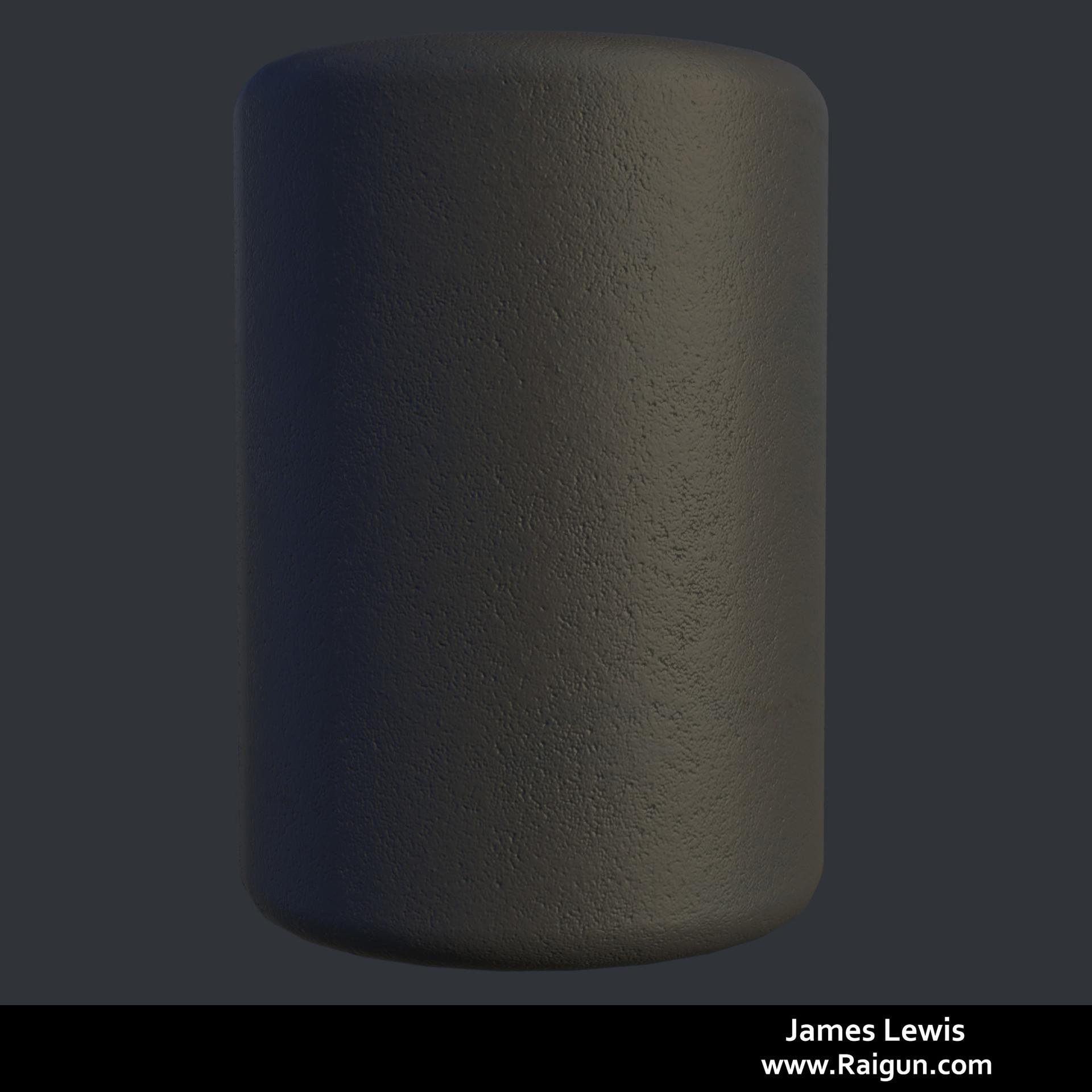 James lewis baserubber 001