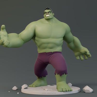 Luis arizaga rico hulk arizaga