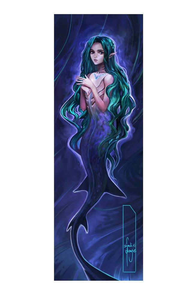 Trudy wenzel lz mermaid final