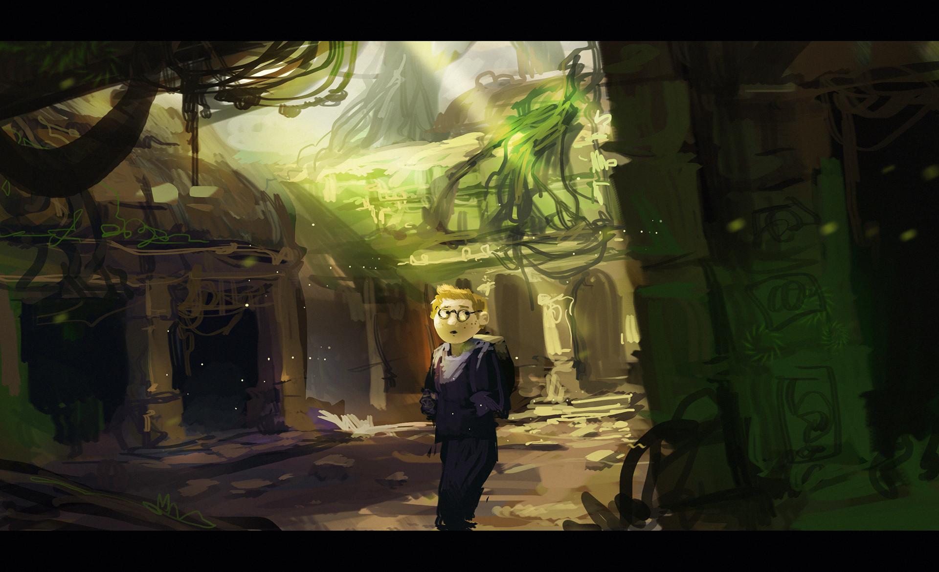 Lucas prince temple concept