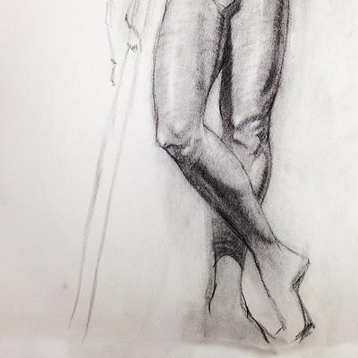 Austin balaich longer figure drawings