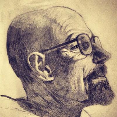 Austin balaich portrait drawings