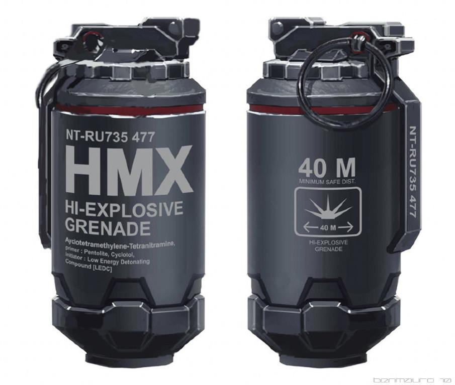 James lewis elysium grenade by benmauro d6t57c8