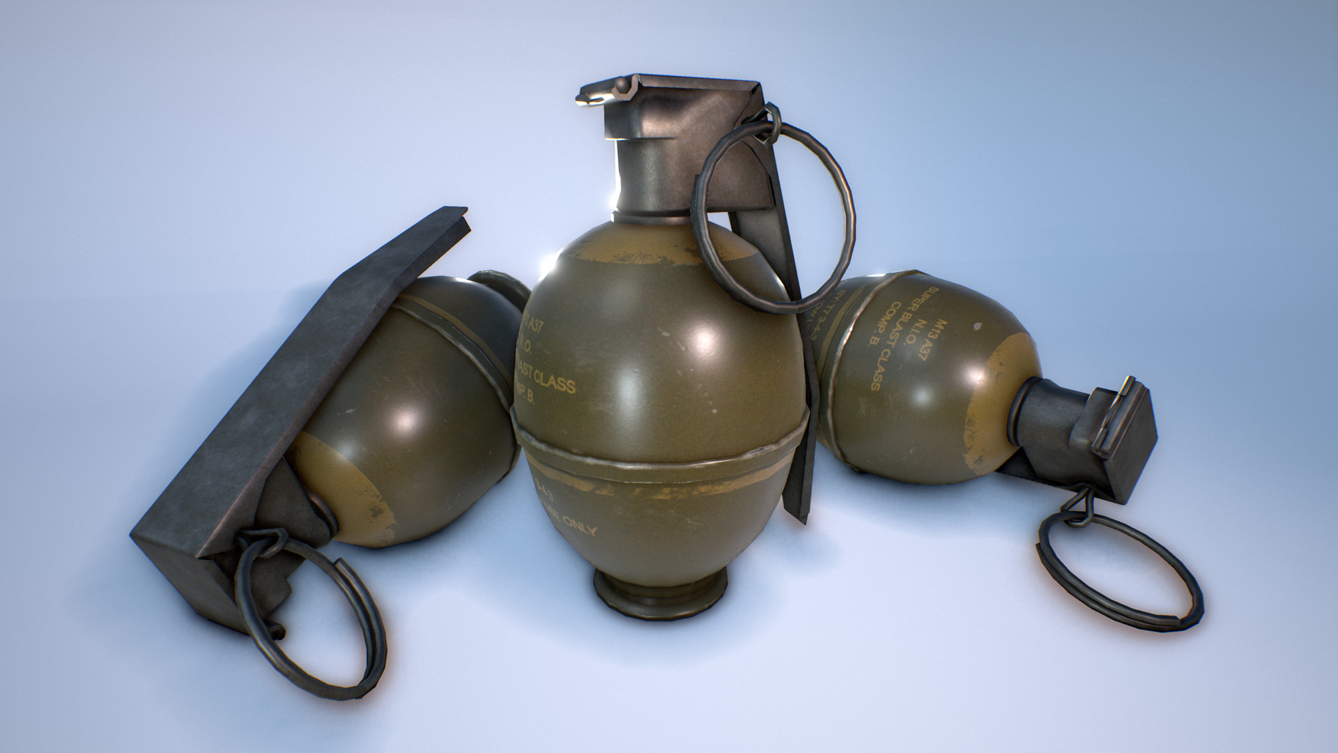 Johannes terhen sundlov grenade as