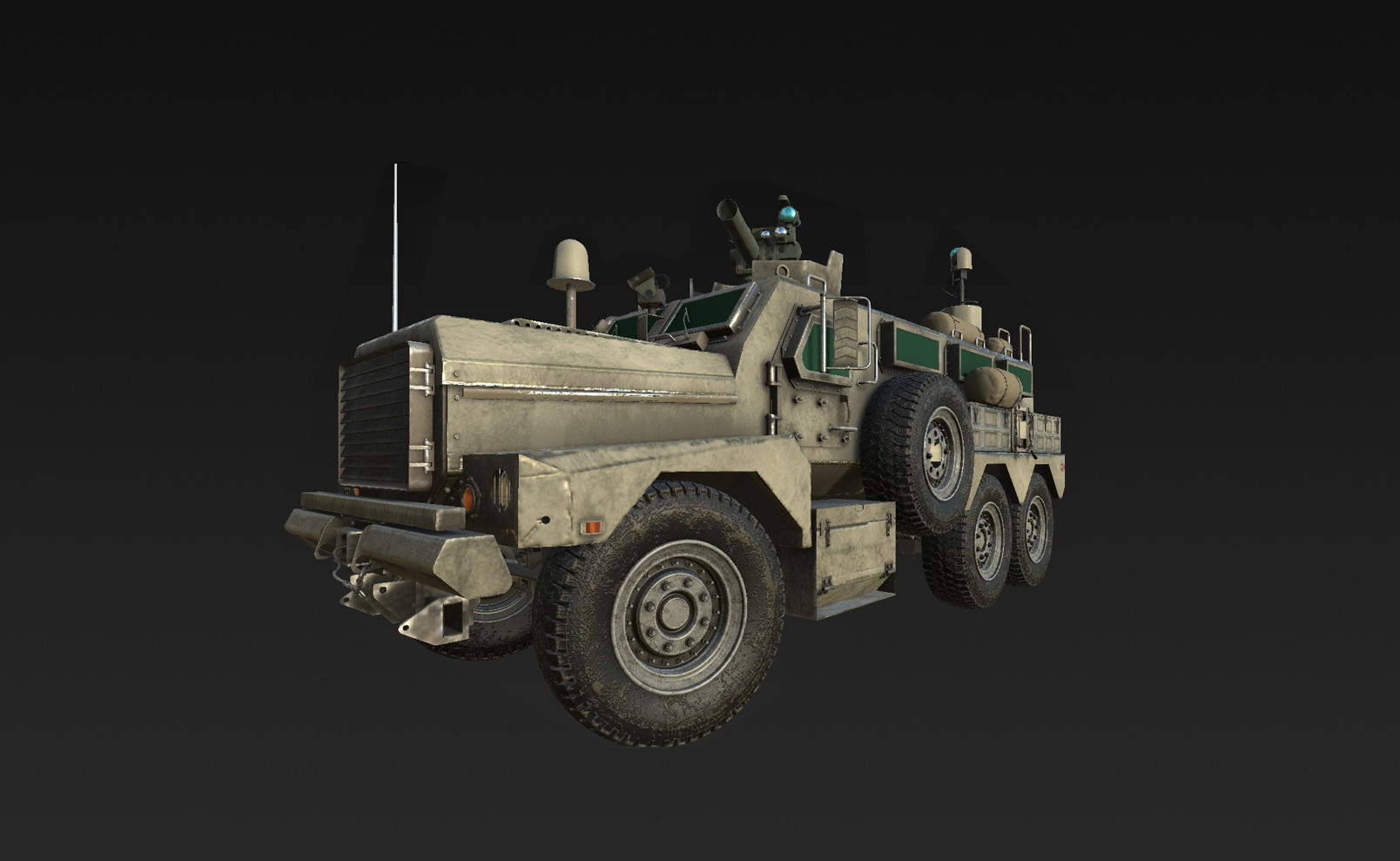 Ben harrison armored vehicle02