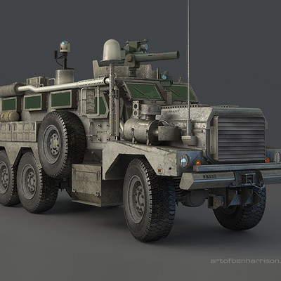 Ben harrison armored vehicle02
