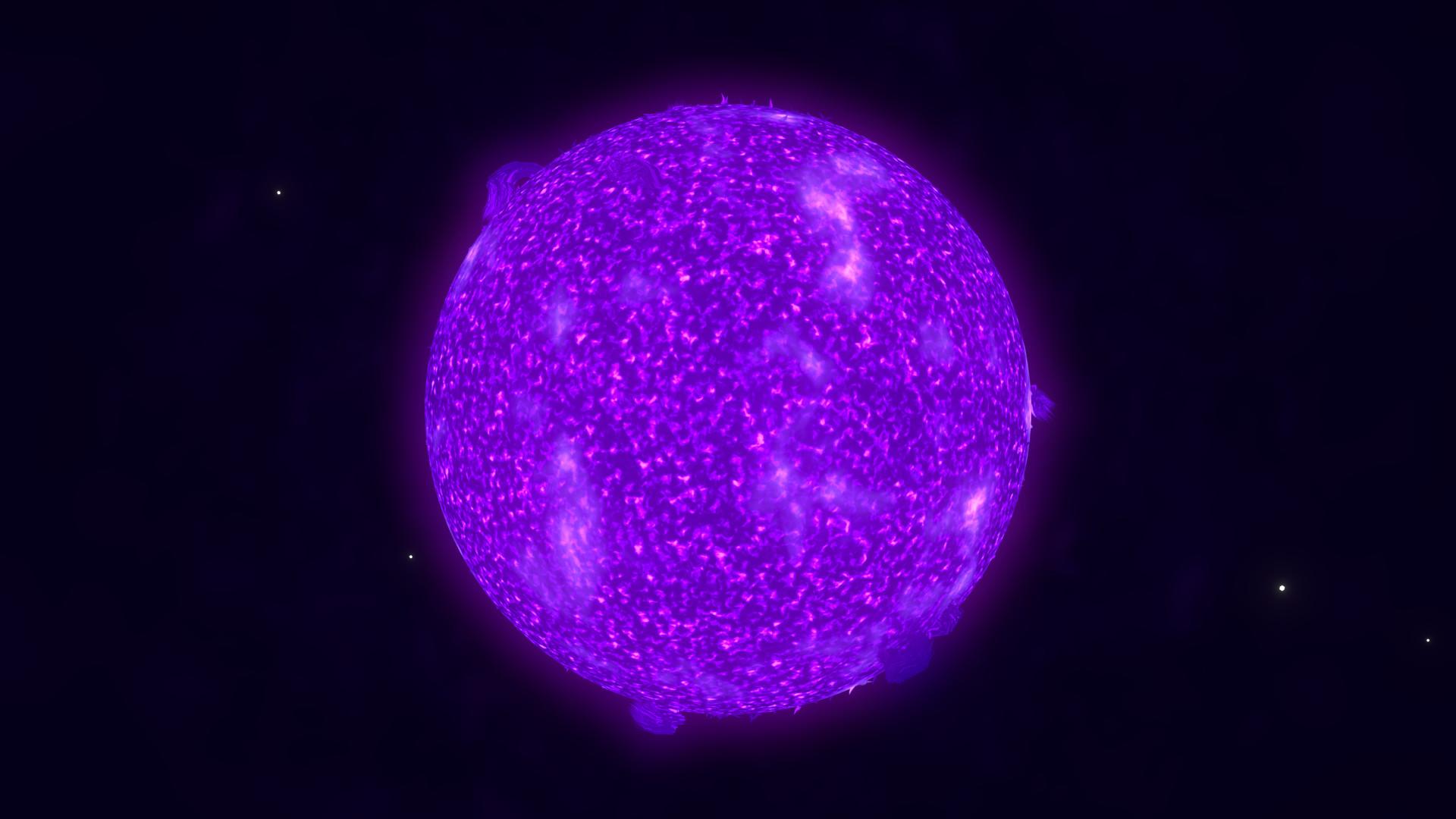 Kasia michalak purple star2
