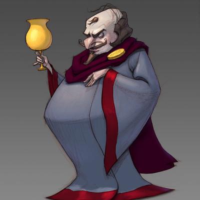 Kevin blagrave secondary villain shader