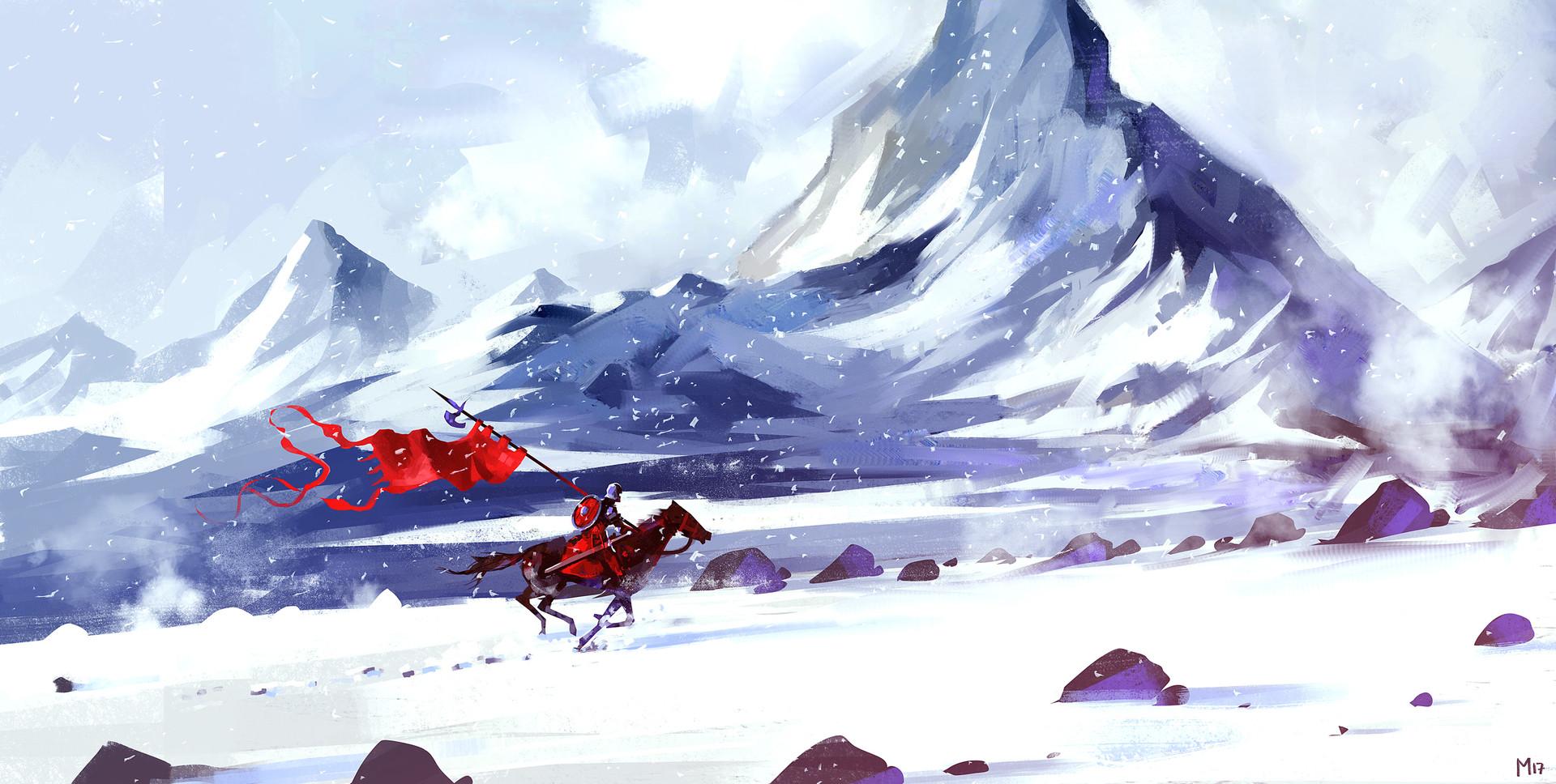 Unsung Hero - Snowstorm