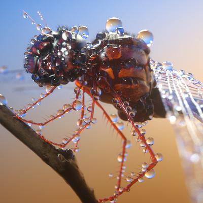 Eric keller dragonfly postprocesseffects