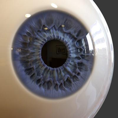 Alonzo emata eye 154