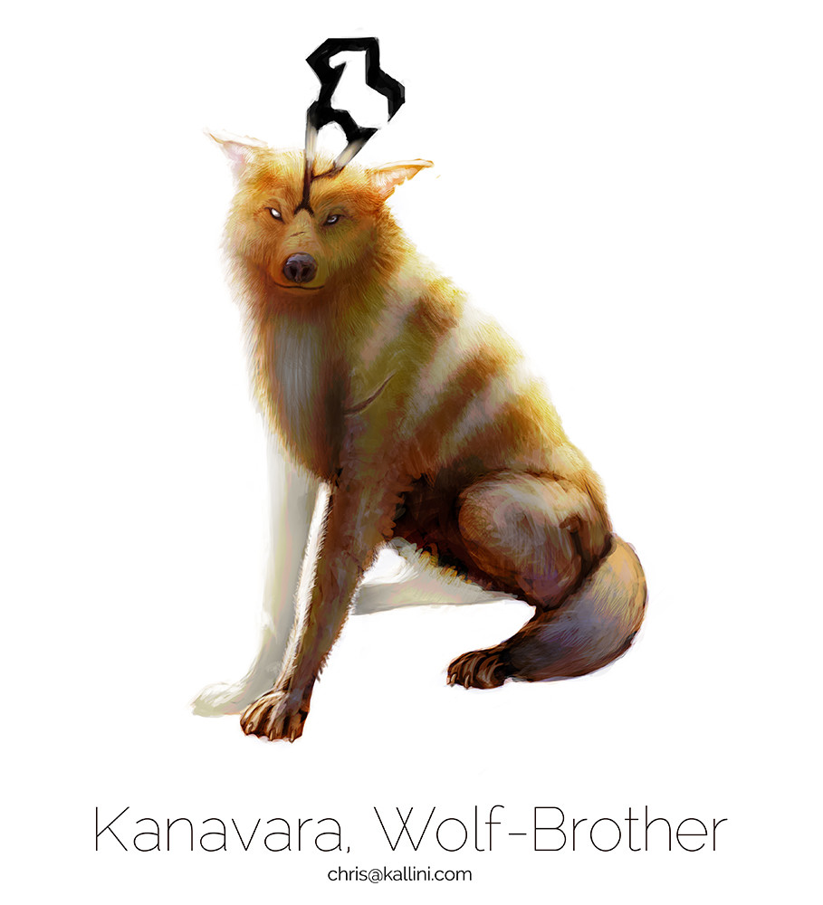Kanavara - Wolf Brother