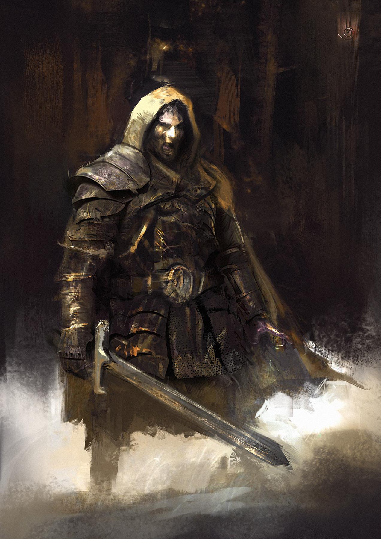 Murat gul warlock by muratgul