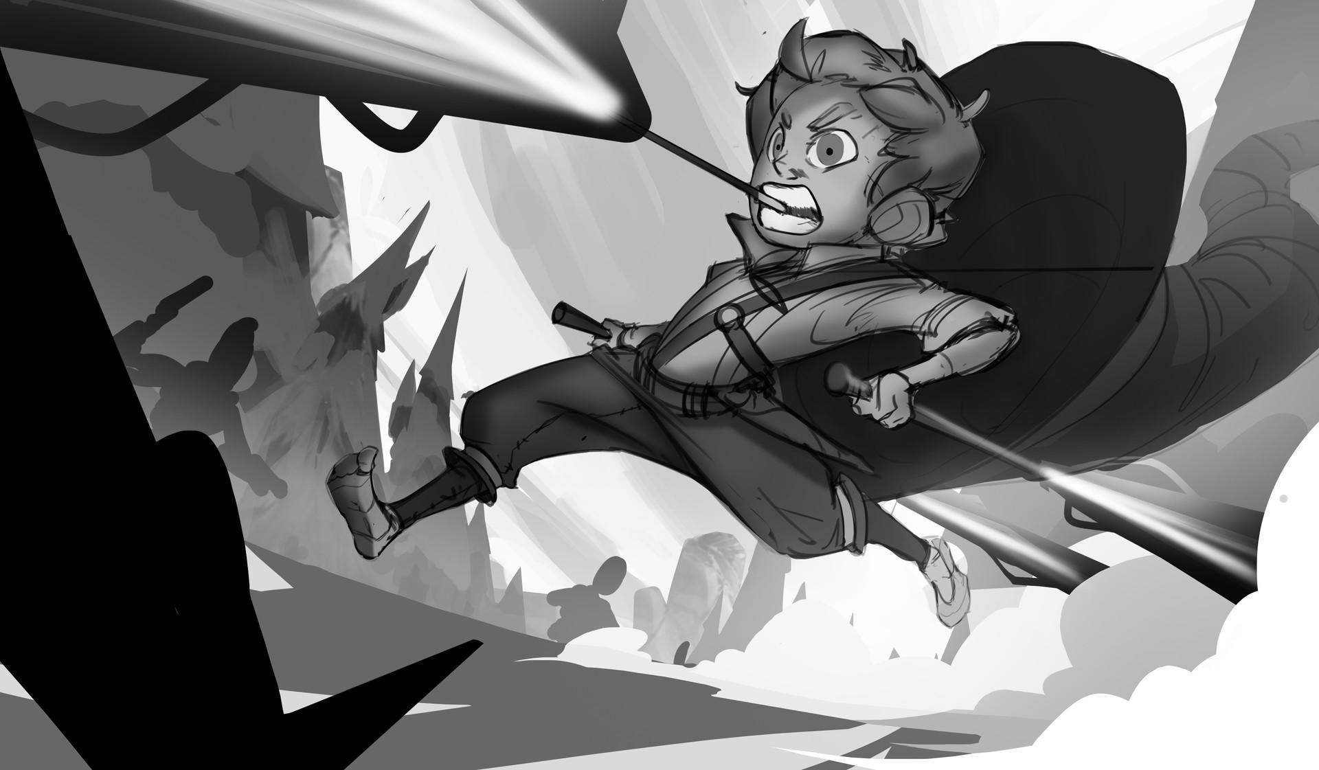 Corey shillingford art war contest illustration 05