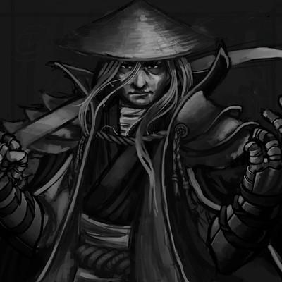 Rodrigo da costa takehara dark samurai 05