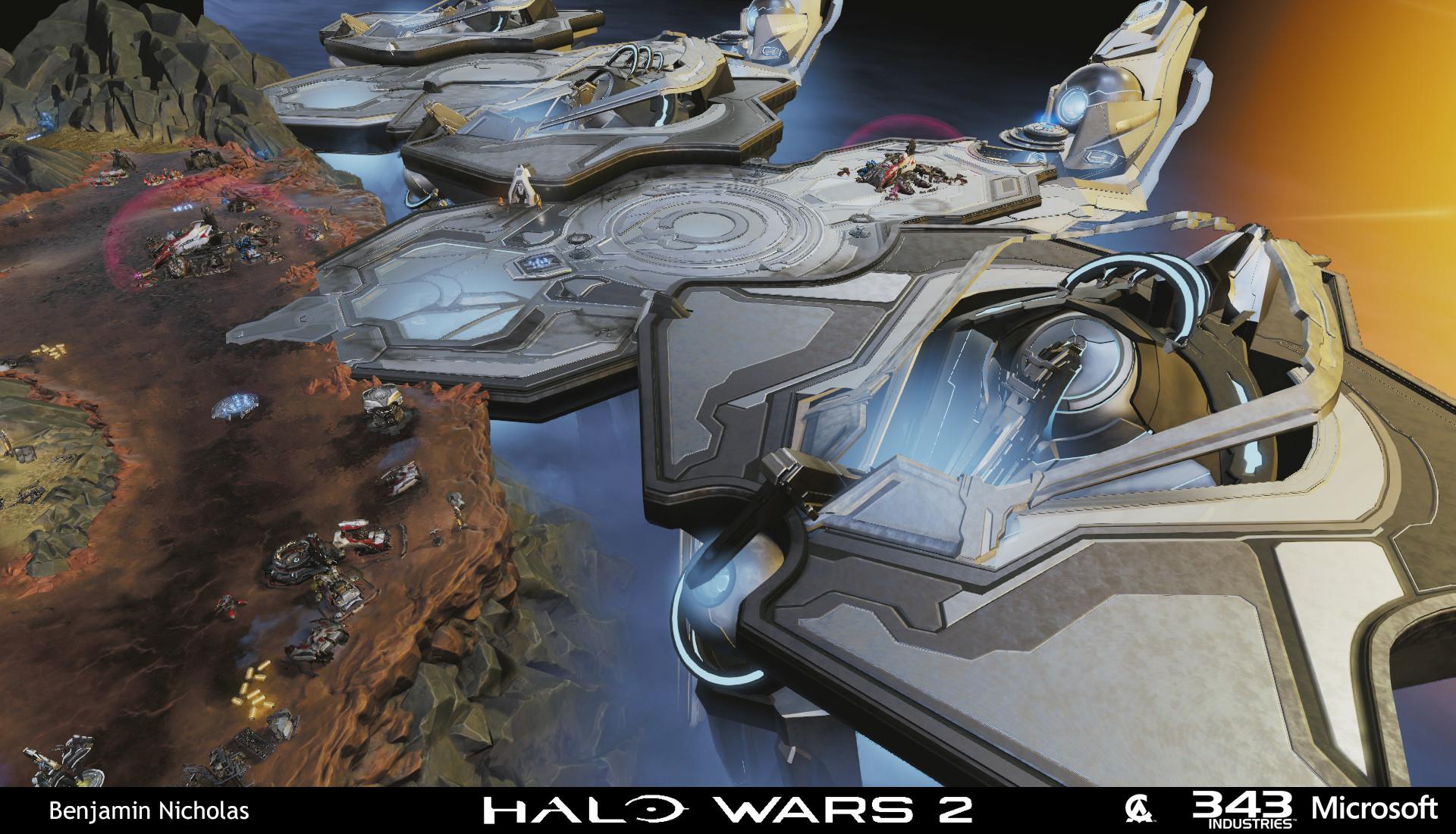 Ben nicholas bennicholas halowars2 foundry 05