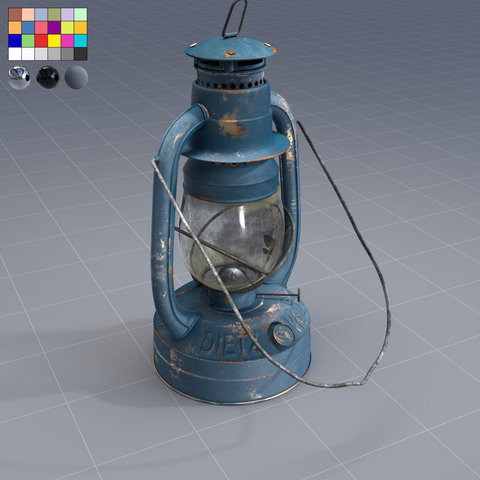Karlijn koning lantern 001