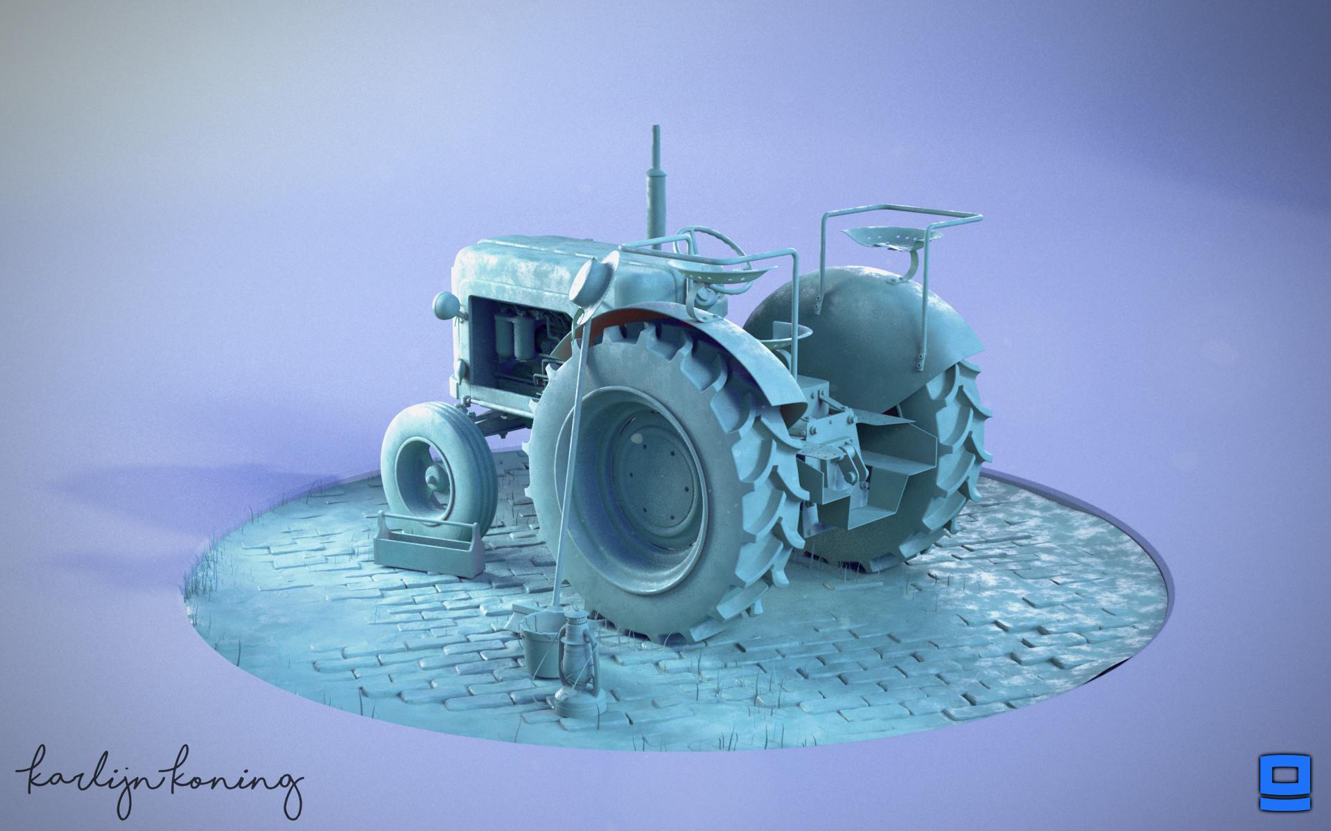 Karlijn koning tractor 004
