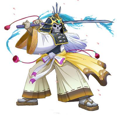 Yujin choo samurai style invisigun