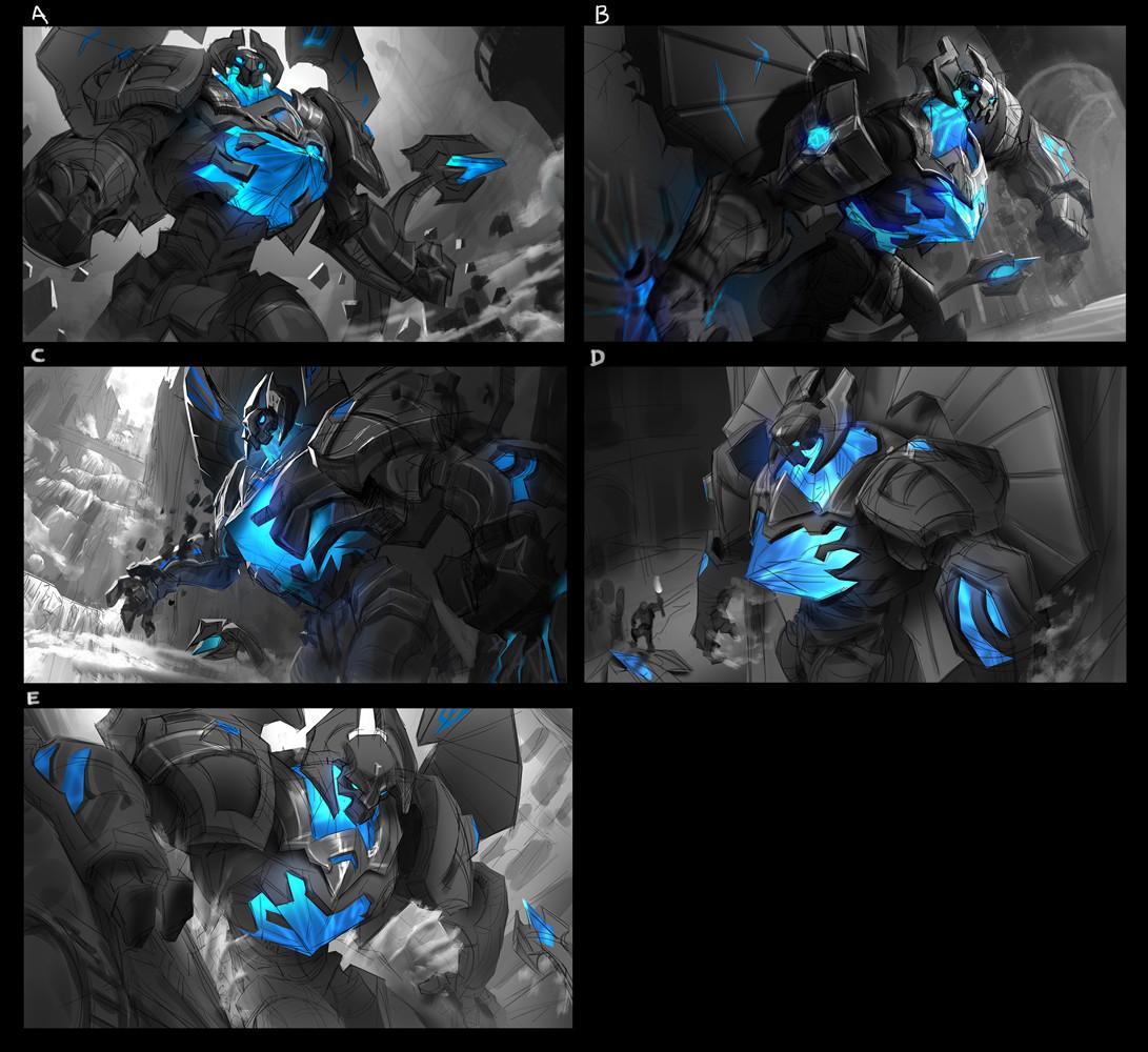 Mike azevedo galio enchanted splash mike azevedo thumbnails