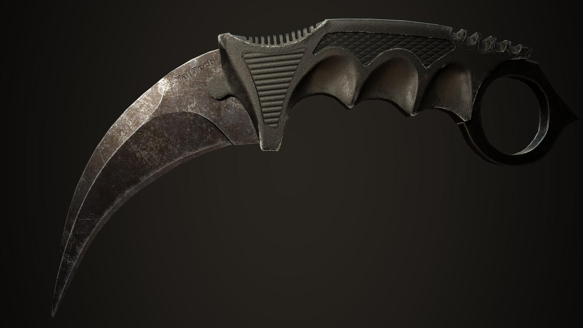 Ceslav sukstul knife