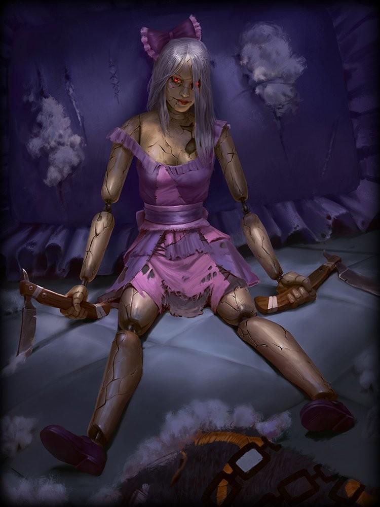 Izanami Dreadful Doll