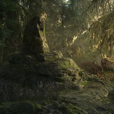 Ste flack forest shrine