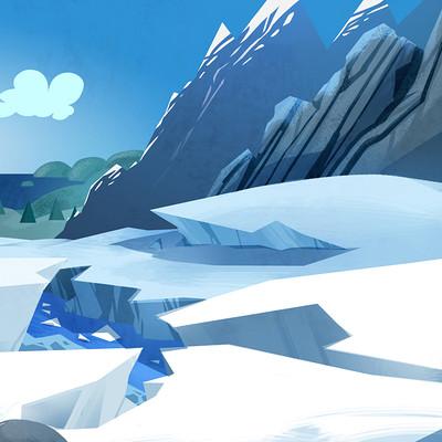 Marguerite sauvage snow glacier def