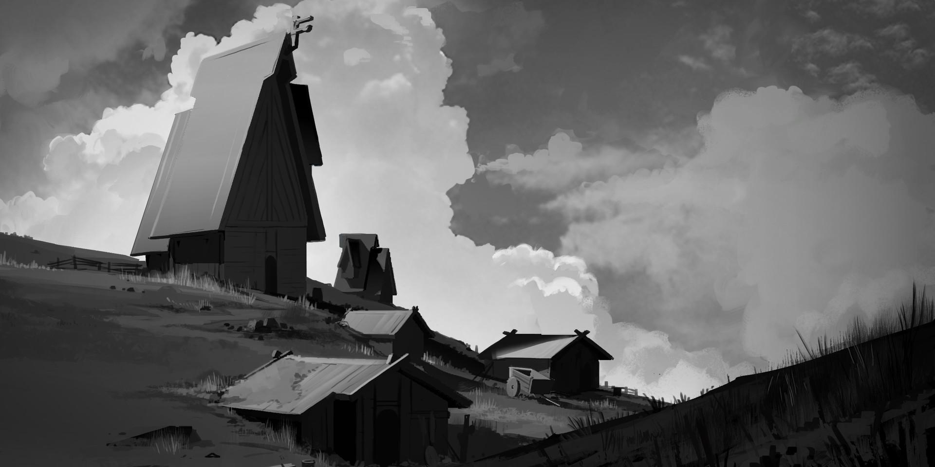 Tim kaminski viking village