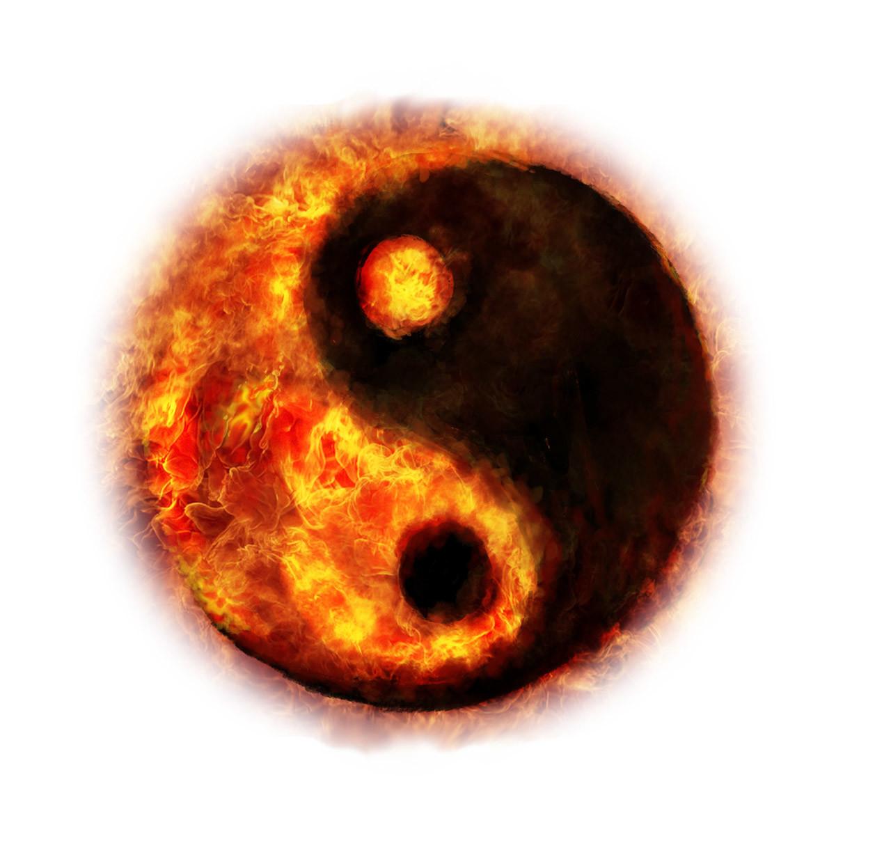 Axelle bouet yin yang flatten