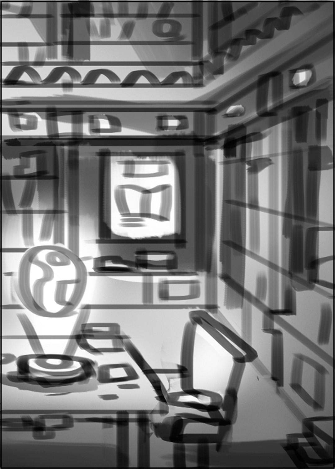 Tim kaminski library sketch jason rumpff