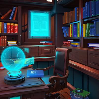 Tim kaminski library final web
