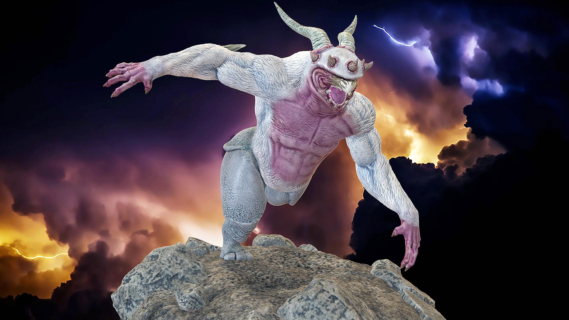 The Demon Ha'Ammunukhet