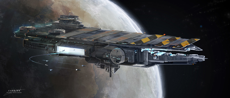 Carl holden 14 0018 large ship