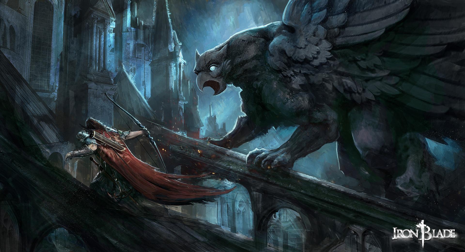 Alexandre chaudret gca fantasy illustration 02