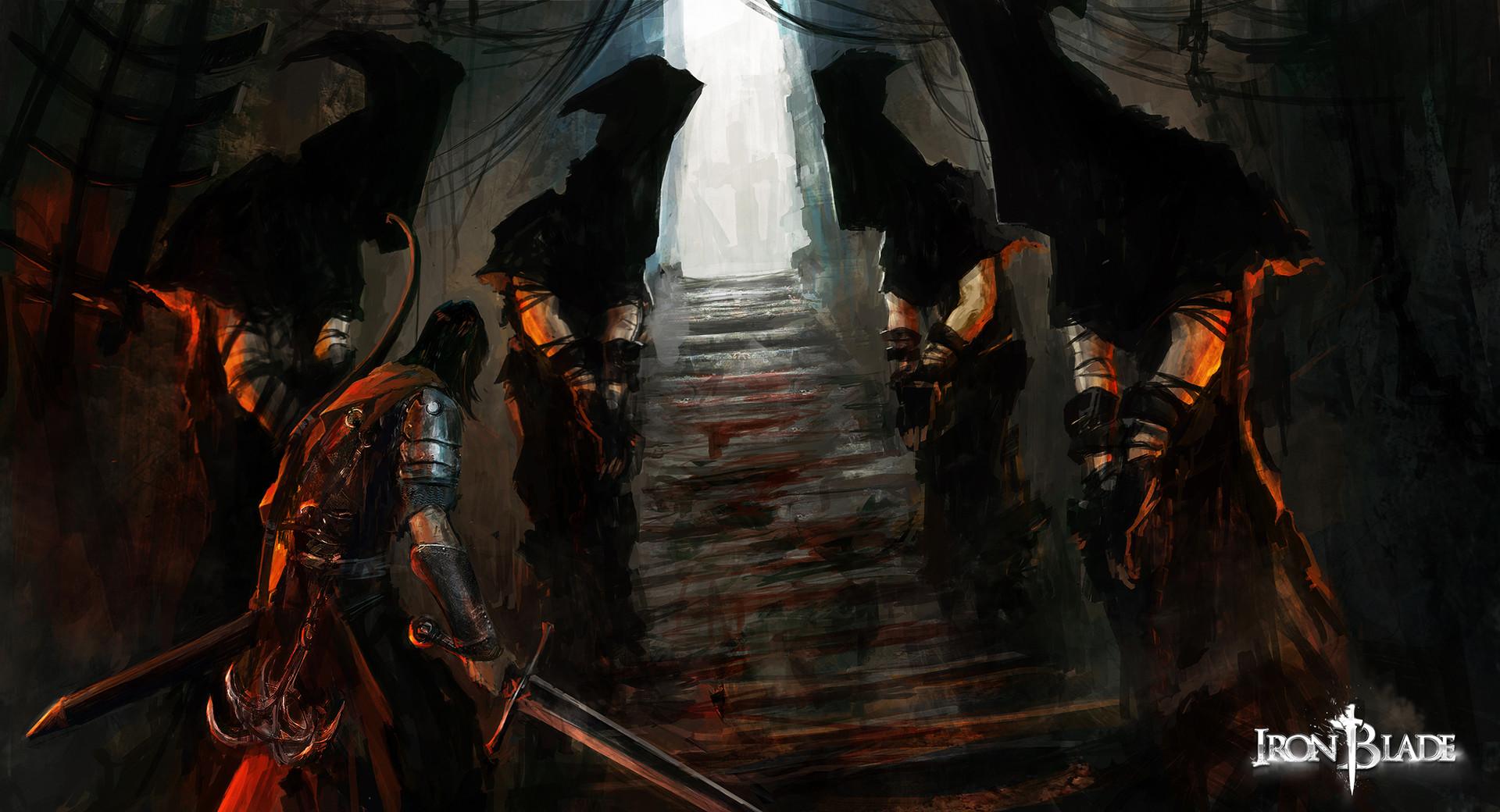 Alexandre chaudret gca characters ennemies situation 09