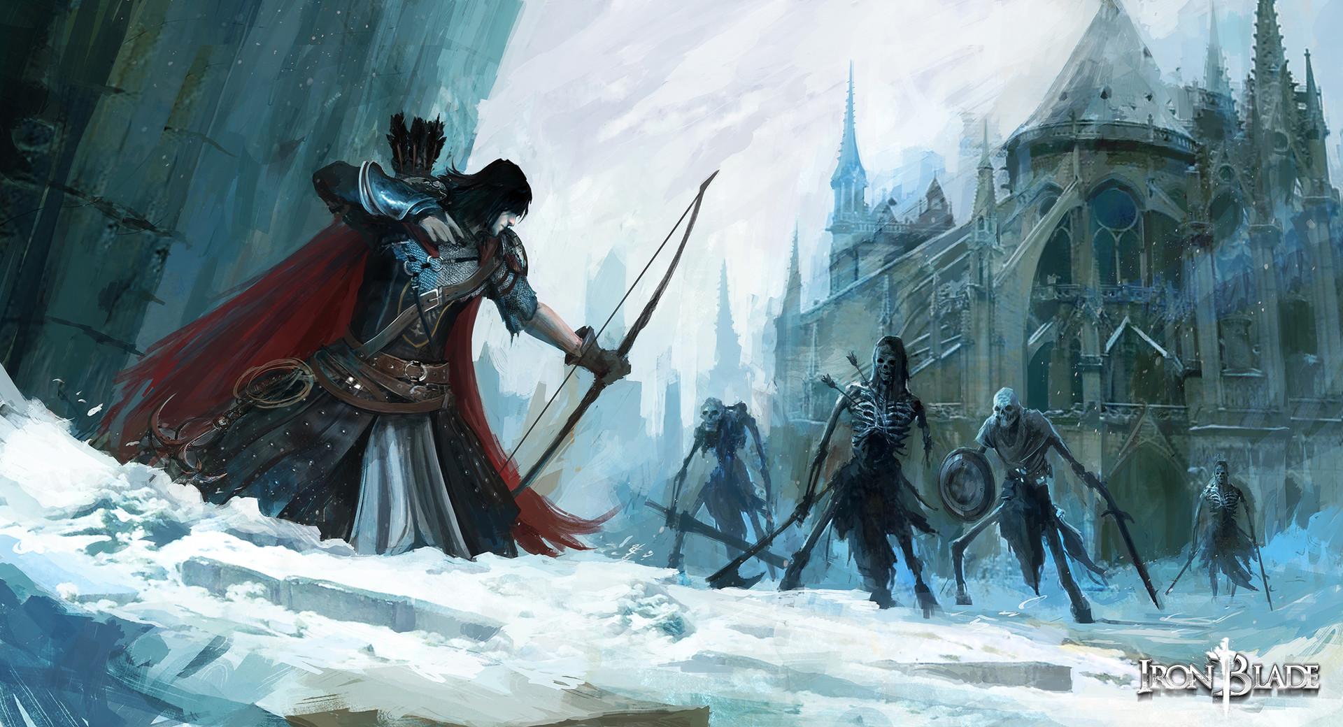Alexandre chaudret gca fantasy illustration 03