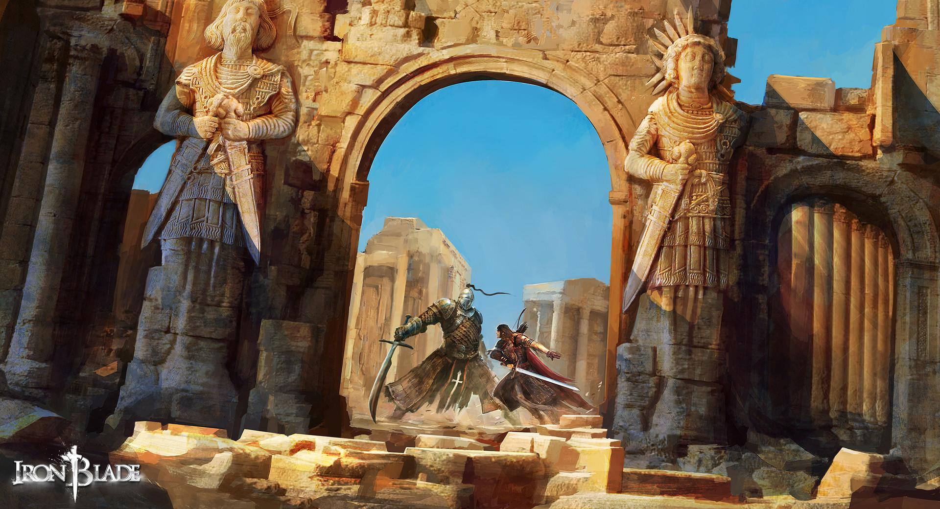 Alexandre chaudret gca fantasy illustration 04