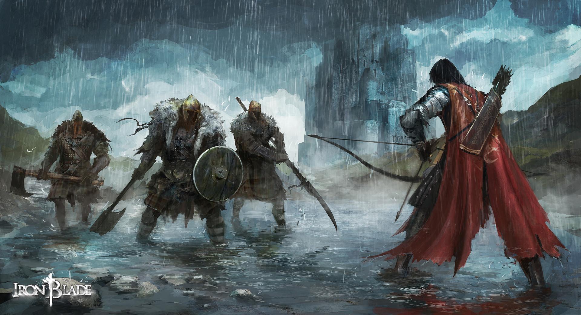 Alexandre chaudret gca fantasy illustration 05