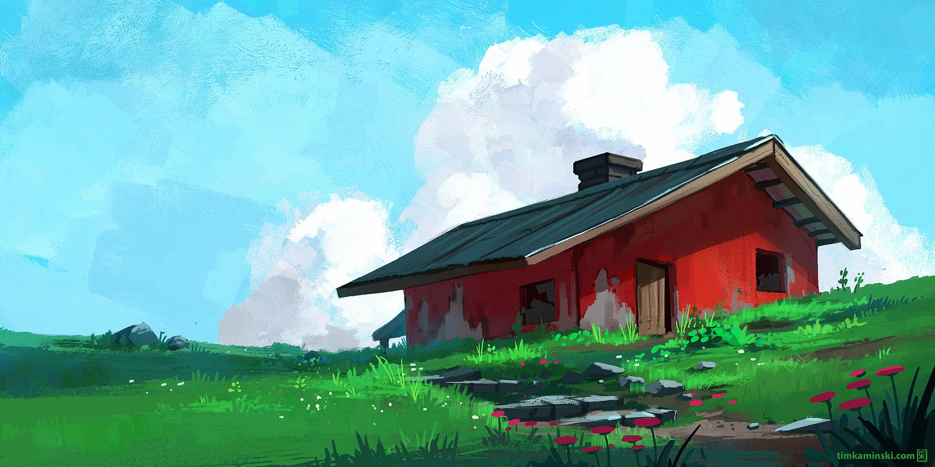 Tim kaminski red house