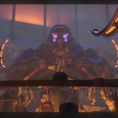 Austin balaich helghast robot 02