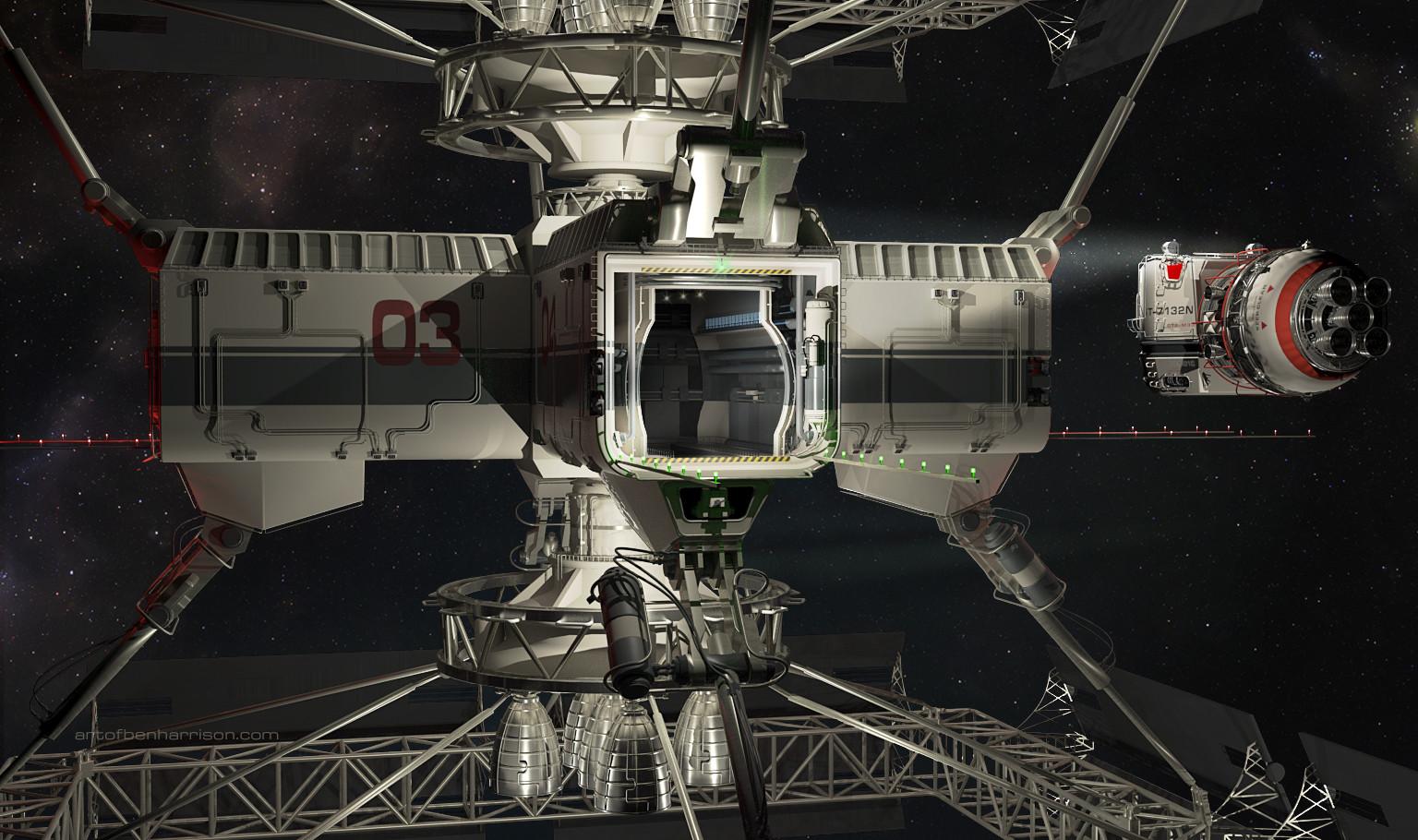 Ben harrison docking station02