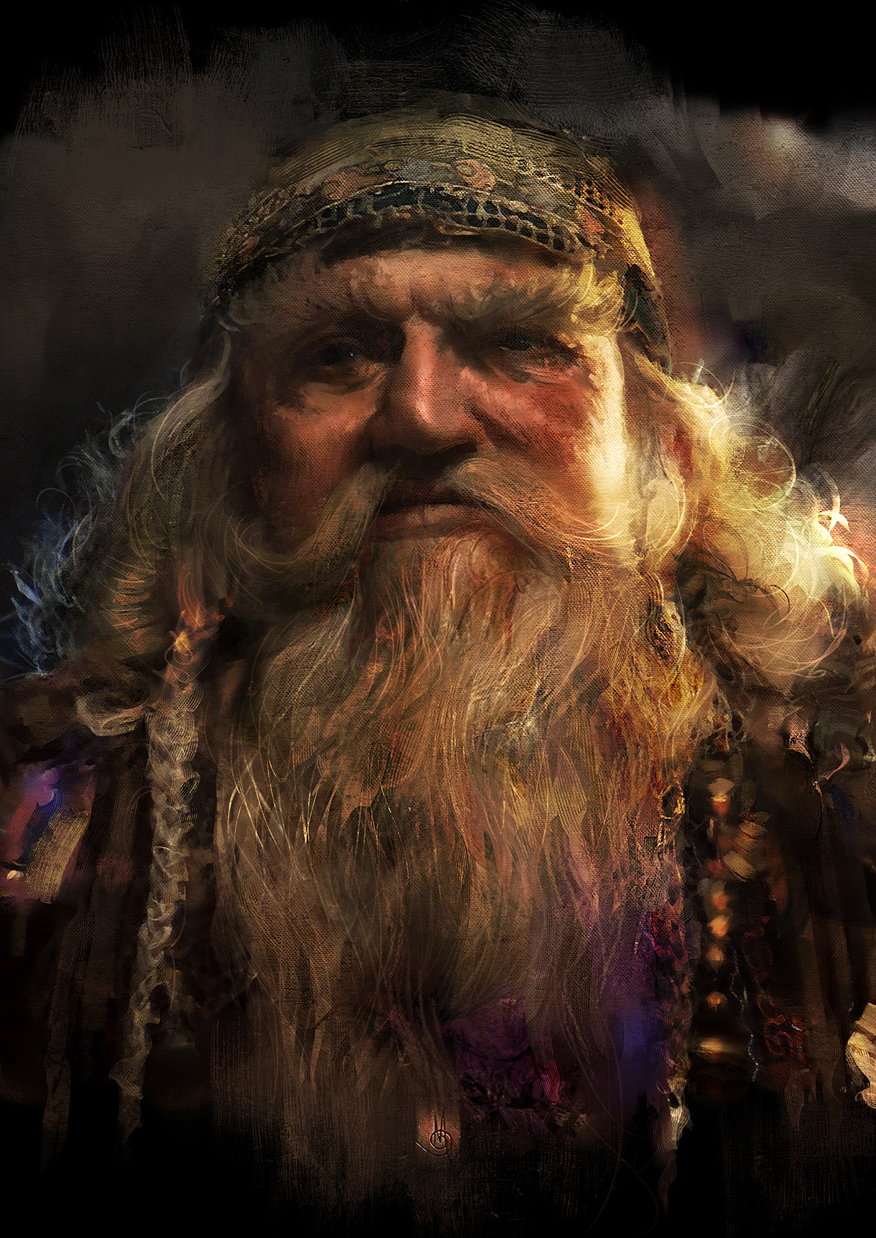 Murat gul wizard by muratgul